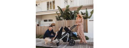 How a double stroller can make your life easier