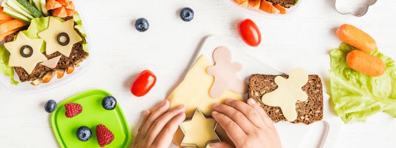 5 Healthy lunchbox ideas