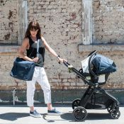 Zelia stroller & Mico Plus | Travel System Bundle