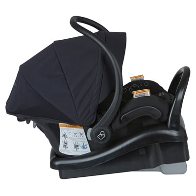 mico ap baby capsule integrated canopy