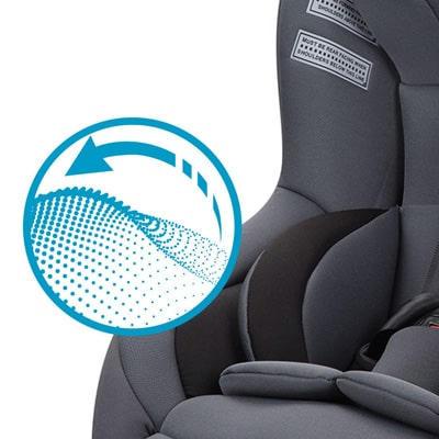 euro plus car seat 3d mesh fabric