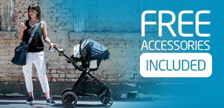 pram free accessories