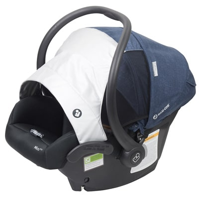 upf and water resistant canopy baby capsule