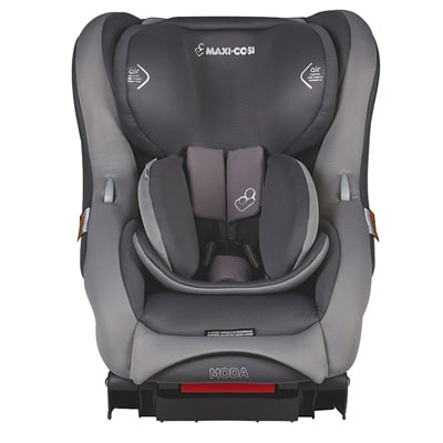 Maxi-Cosi Moda Baby car seat with newborn insert for extra baby comfort