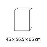 Vita Pro Box dimensions
