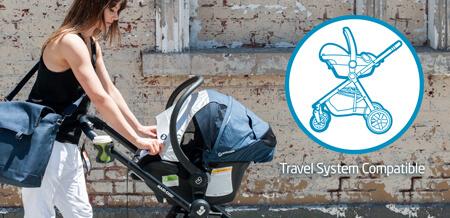 stroller pram travel system